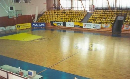 Realizace a rekonstrukce sportovních podlah Ústí nad Labem, podlahy tělocvičen, halové, míčové