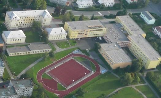 Základní škola a mateřská škola Frýdek-Místek, celý areál