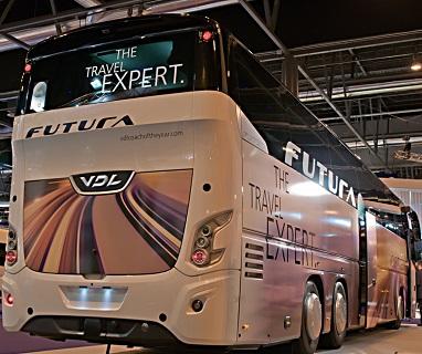 Pronájem autobusů pro zahraniční cestovní kanceláře Brno
