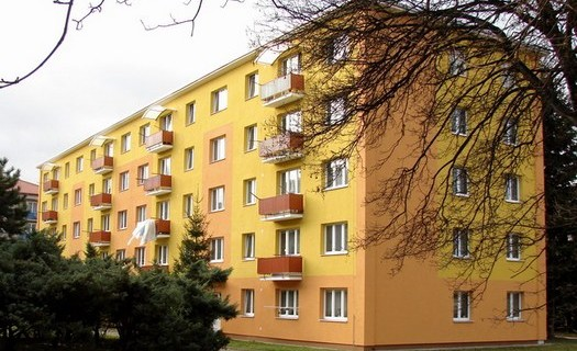 Revitalizace bytových a panelových domů Přerov