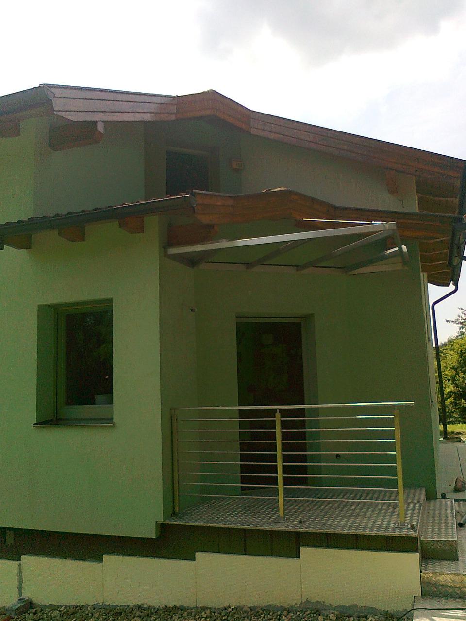 Stavební práce, zednické a obkladačské práce včetně realizace fasády