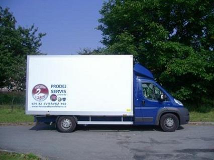 Specializovaný servis vozidel Fiat, Opel, Jeep, Chevrolet,  Alfa Romeo, Lancia, Iveco, Ford a Peugeot
