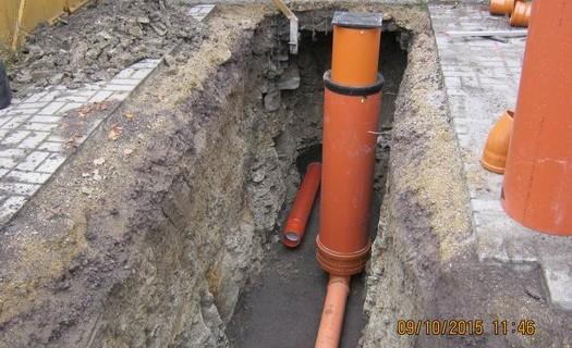 Výstavba vodovody, kanalizace Příbram