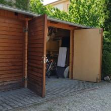 Penzion s možností parkování ve dvoru penzionu a úschovnou kol – dovolená s cykloturistikou