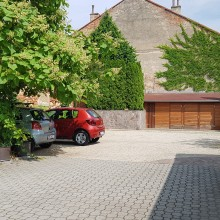 Penzion s možností parkování Valtice