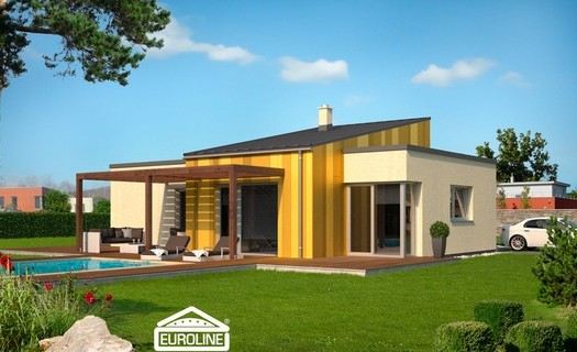 Komfortní bydlení ve svém Brno, moderní přízemní domy na klíč vhodné pro všechny generace