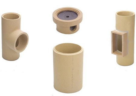 Komínové vložky a tvarovky - výroba Břeclav