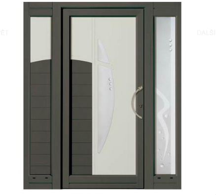 Plastová, plastohliníková a dřevohliníková okna a dveře