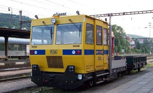 Návrh a dodávka, kolejový motorový vozík MUV Olomouc