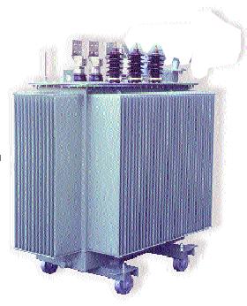 Distribuční a výkonové transformátory, vysoké a nízké napětí