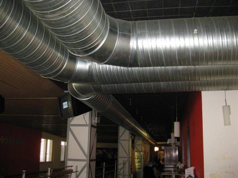 Vzduchotechnika, klimatizační jednotky, topení, chlazení a čerpadla