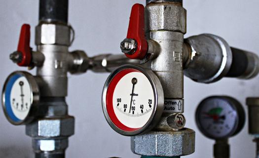 Instalatérské práce vody, topení, plynu a kanalizace