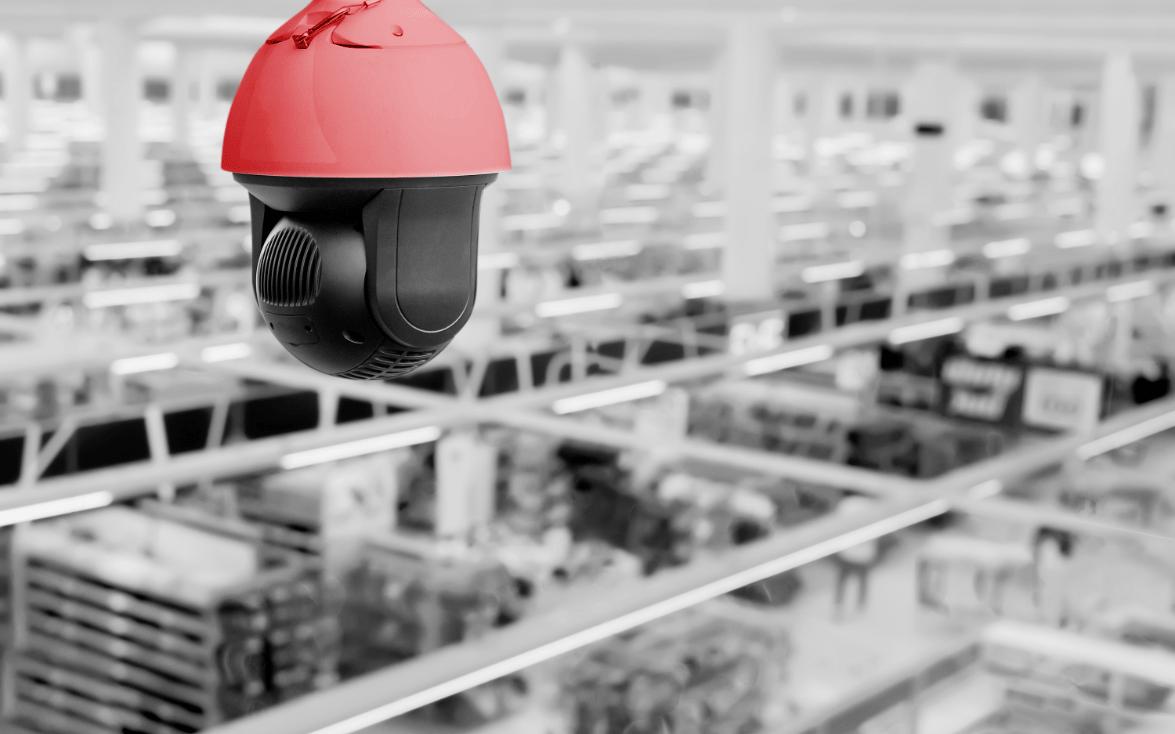 Kamerové systémy do firemních objektů