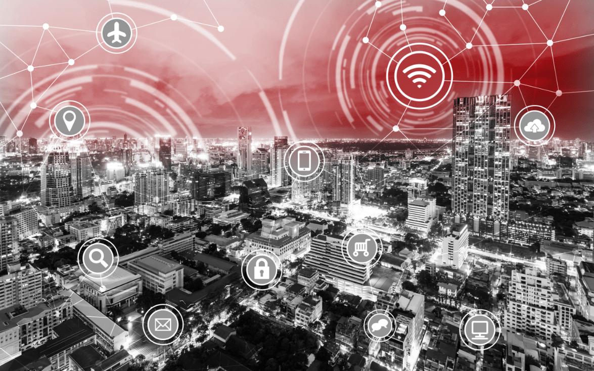 Smart city, ostraha obcí a měst - ABAS IPS Management s.r.o.