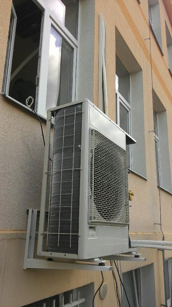 Dodávky a montáže klimatizací Sinclair a Samsung
