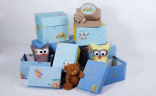 Výroba, prodej papírových, kartonových obalů - skládací, archivní krabice z vlnité i hladké lepenky