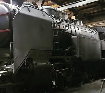 díly ze sklolaminátu pro historický vlak