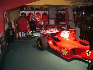 Ferrari móda