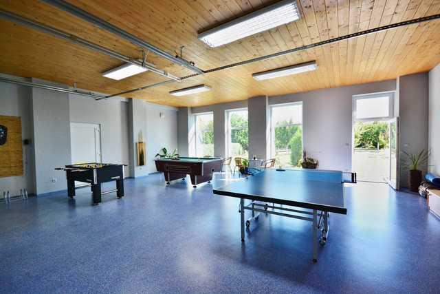 Penzion se sportovišti - ping pong