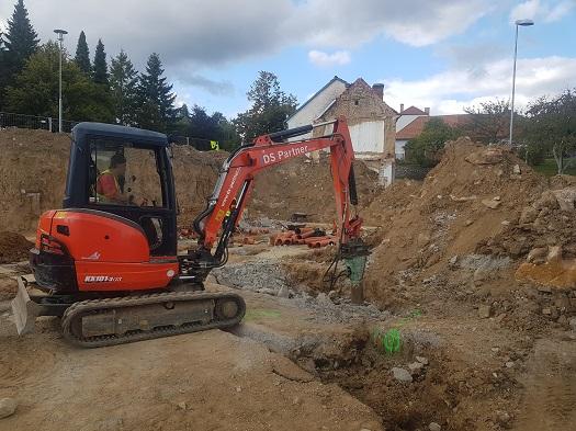 Rekonstrukce kanalizačních systémů, Blansko