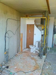 Kompletní přestavba bytového jádra