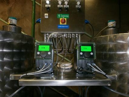 Vývoj zařízení pro monitorování kvality pitné vody