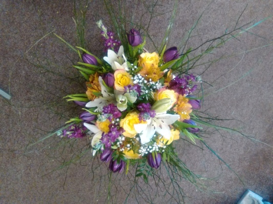 Květinářství na uherskohradišťsku, řezané i pokojové květiny