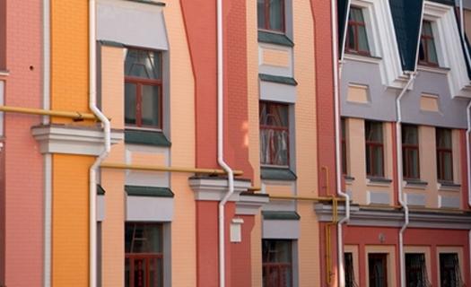 Základní a vrchní barvy na kov, dřevo i fasády