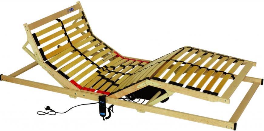 Poradenství a prodej postelových roštů - lamelových i pevných