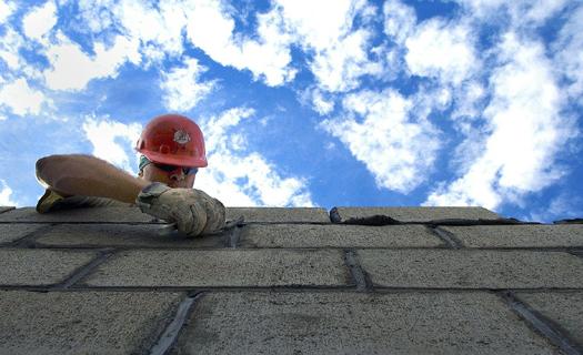 Stavebnictví, zednické a obkladačské práce, demolice