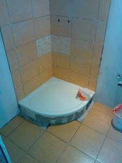 Obkladačské práce - obklady do kuchyní, koupelen Třebíč