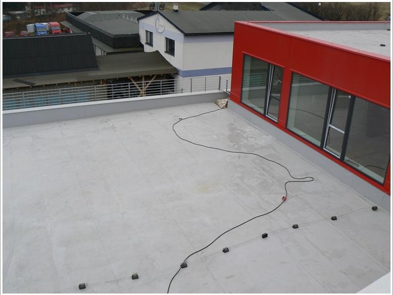 Izolace, hydroizolace, zahradní jezírka, bazény a zelené střechy