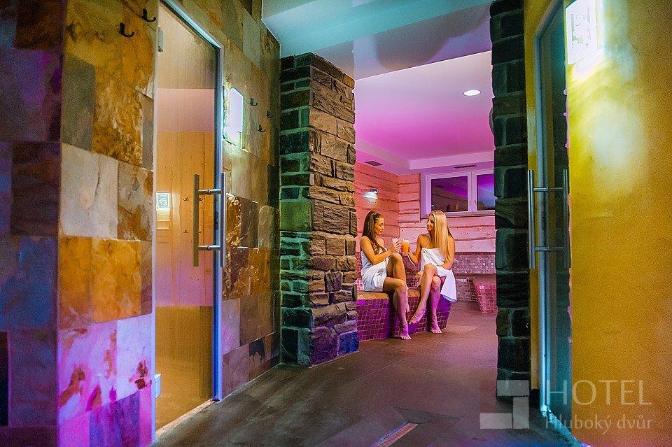 Zvýhodněné letní pobytové balíčky v Resortu Hrubá Voda
