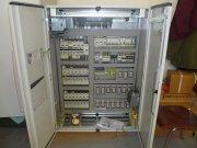 Rozvaděčové skříně pro obráběcí stroje a výrobní linky – zakázková výroba