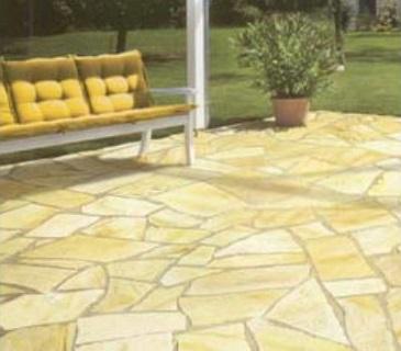 Nepravidelné dlažby z přírodního kamene vytvoří na Vaší zahradě stylovou cestičku či chodník