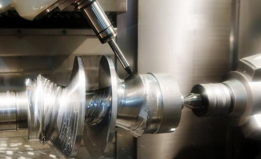 Soustružení kovů na CNC strojích - Liberecko