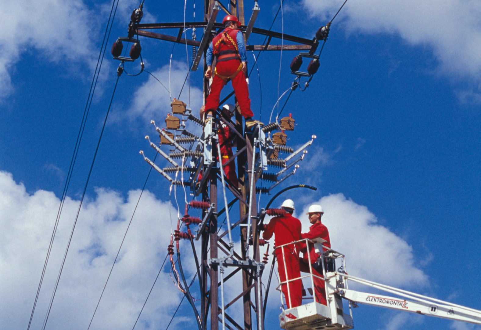Projekty pro elektroinstalace
