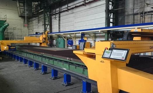 CNC dělící stroje Praha, dodávka, montáž, servis, příslušenství ke strojům, přesné řezání bez odpadu