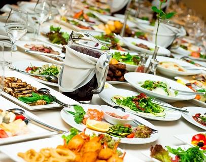 Příprava pokrmů na firemní večírky Ostrava, Olomouc