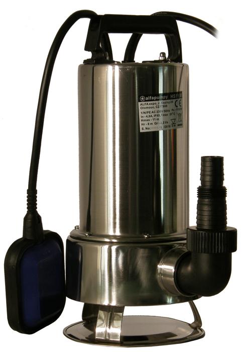 Prodej a servis čerpací techniky - vodní čerpadla ponorná, bazénová, kalová a další typy