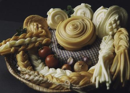 Výroba tradičních českých a slovenských sýrů