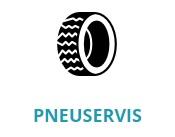 Pneuservis - možnost expresní výměny pneu, opravy pneumatik, přezutí a vyvažování kol