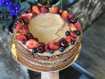 Objednávka dortů na oslavy, svatby a další příležitosti prostřednictvím e-shopu