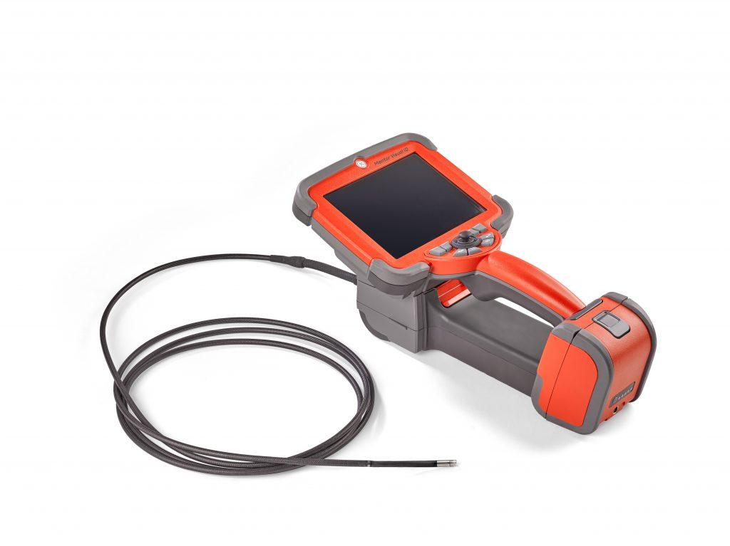 Přístroje pro vizuální kontrolu a zjišťování povrchových vad