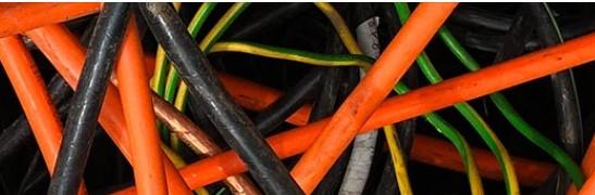 Výkup a recyklace kabelů, ekologické odstranění odpadů, ochrana životního prostředí