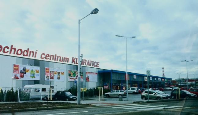 Realizace obchodních center, firemních prostor - MANE STAVEBNÍ s.r.o.