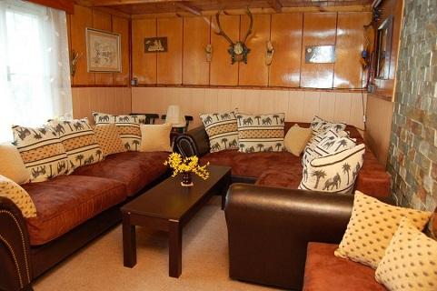 Stylová, komfortní chata pod Lysou Horou