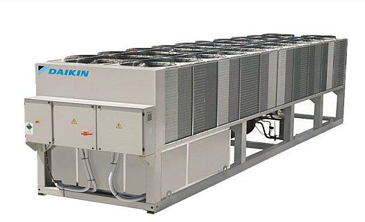 Atmosférické i kompresorové chladiče vody