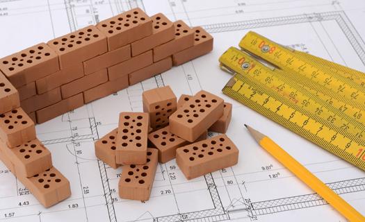 Stavební práce, výstavba rodinných domů na klíč