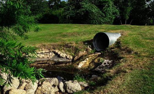 čištění kanalizací